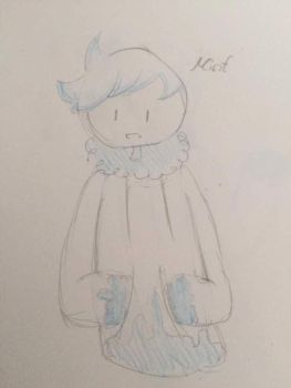 Mint my Oc  by Cheater1304