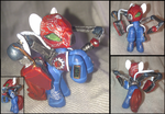 My Little Techmarine (Ultramarine) by Z113