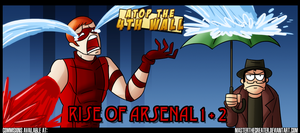 AT4W: Rise of Arsenal by MTC-Studio