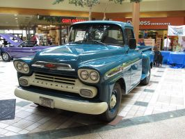 Chevy Blue by KateKannibal