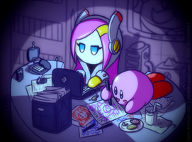 A Late Night at HWC by JezMM
