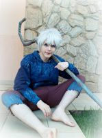 jack frost cosplay XI by Guilcosplay