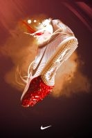 Nike shoes by tmh7