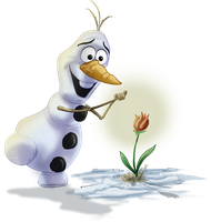 I'm Olaf, and I like warm days. by KileyBeecher