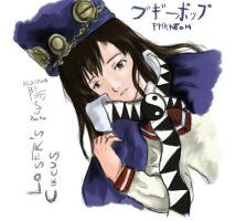+Loser's Circus-Boogiepop+ by redstains