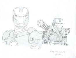 Iron Man 2 Redone by ROSchwoe