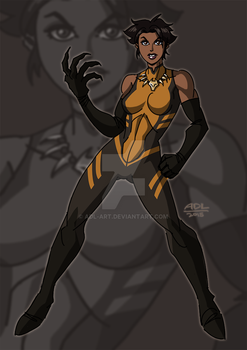 Vixen by ADL-art