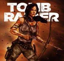 TOMB RAIDER REBORN by N8MA