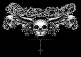 Death Before Dishonor by KrazyKut