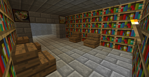 Remake of my Library by MyLoveForYouEternity