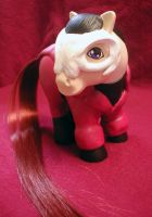 PotO Red Death Pony 01 by lizstaley