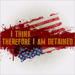 I Think, Therefore I Am Detained by gonzoville
