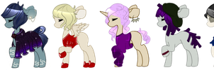 { 134 - 139 // Auction ! } by JupiterJeshie