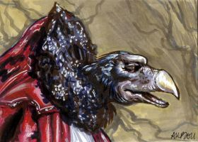 Skeksis PSC by AshleighPopplewell