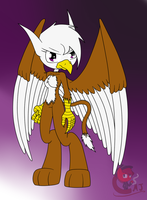 It's a Griffon by Call-Me-Jack