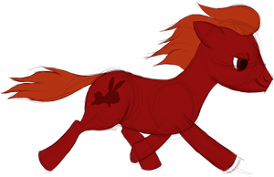 Red Hare (ATG3 10) by love-mist