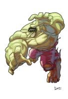 Hulk by theFranchize
