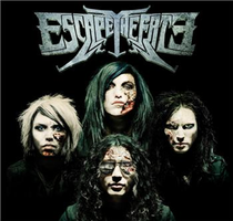 ETF - Escape The Fate by CUBASMETAL