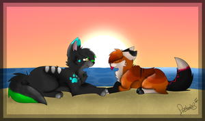 Love contest entry by Miineh