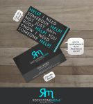 RockstoneMedia Business Card by IdiocyX