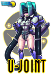 MachinePrincess:U-JOINT by sarikyou