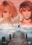 Solo tu Voz  Faberry Fanfic poster by whoisthatgirl