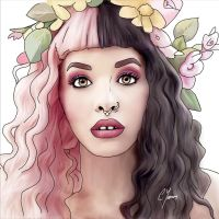 Melanie Martinez 2 by ChrissieY