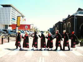 Akatsuki Crossing by CosplayYourLife