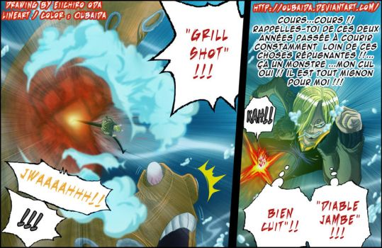 One Piece Chapitre 605 Page 12 by Oubaida