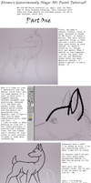Big MS Paint Tutorial Part 1 by Etomo