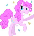 Super duper party pony pinkie by foxpocx