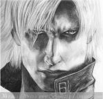 Dante from Devil May Cry by Byohazard