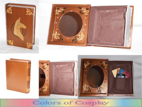 Twilight Sparkle's Elements of Harmony Prop Book by Airashii-Enjuku