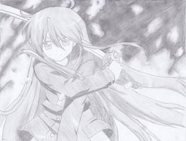 Shana by summon09