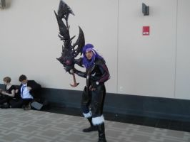 Random Caius cosplayer by Sexy-Pein-Lover-01