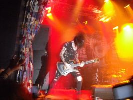 Jake Pitts Rocking Out...HARD by photographdork