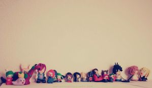 The Little People by vanityxxinsanity