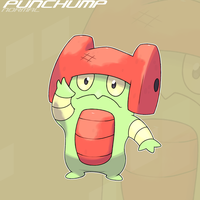 ??? Punchump by SteveO126