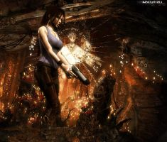 Tomb Raider 9 render... by Kinia24Lara
