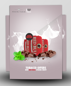 Tobacco Ad by GraphicsBerry