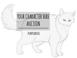 Your Character Here - Auction ! by pumpkabooo