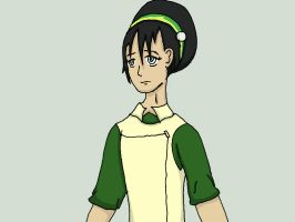Toph : Say What? by HeatherTrelawney