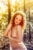 Ivory Flame by KBGphotography