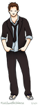 Commission - Tenth Doctor by LetsSaveTheUniverse