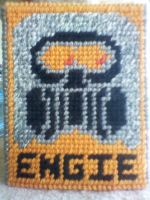 [ROMAC] Tissue Cover - Engie Panel by AprilMoonshine