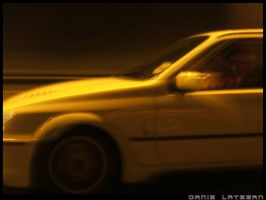 cosworth at speed by discodan