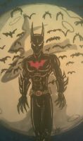 Batman Beyond by PumpkinSlasher9