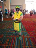 CTcon '12 - Ember Island Toph by TEi-Has-Pants