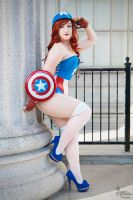 Miss Captain America II by EnchantedCupcake