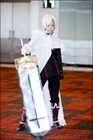 +D.Gray-Man :: Allen Walker+ by Allenisya